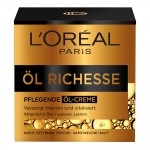 Öl Richesse Gesichtspflege von L'Oreal Paris3