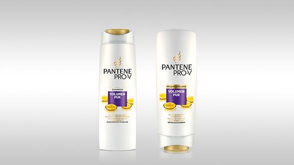 Pantene Pro V für Haare ohne Volumen